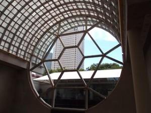 ザ・リッツ・カールトンミレニアシンガポール(シンガポール)のエントランス