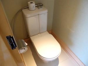 ザ・リッツ・カールトンミレニアシンガポール(シンガポール)部屋のバスルームトイレ