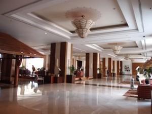 シャングリ・ラホテルチェンマイ(タイ、チェンマイ)のロビー階