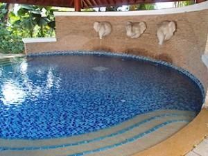 シャングリ・ラホテルチェンマイ(タイ、チェンマイ)の子供用プール