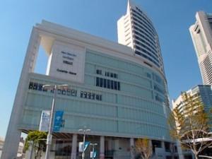 ニューオータニイン横浜(神奈川県横浜市)のホテル外観