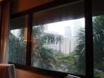 ザ・ペニンシュラマニラ(フィリピン・マニラ)の部屋からの景色