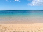 沖縄県恩納村のタイガービーチ
