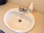 ザ・ビーチタワー沖縄のバスルーム洗面台