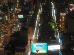 ホテルニューオータニ「ザ・バー」の赤坂サイドの夜景