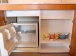 ザ・ビーチタワー沖縄の部屋の冷蔵庫