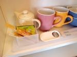 ザ・ビーチタワー沖縄の部屋のカップ類