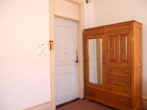 富士屋ホテルの西洋館の92号室の入口部分