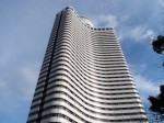 ホテルニューオータニのタワー全体