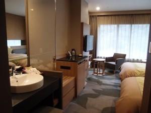 湯本富士屋ホテルの部屋全体