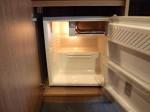 湯本富士屋ホテルの部屋の冷蔵庫内