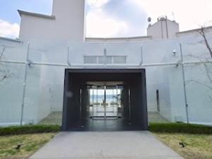 ホテルセトレ神戸・舞子の玄関部分