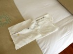 ホテルセトレ神戸・舞子の部屋にあるパジャマ