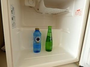 ホテルセトレ神戸・舞子の部屋の冷蔵庫内