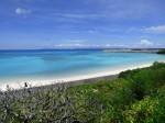 波照間島のニシ浜、波照間ブルー