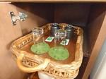 星野リゾートリゾナーレ西表島の部屋のカップ類