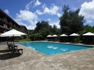星野リゾートリゾナーレ西表島のプール