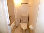西表島ジャングルホテルパイヌマヤの部屋のトイレ