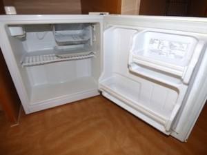 西表島ジャングルホテルパイヌマヤの部屋の冷蔵庫