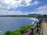 辺戸岬の景色