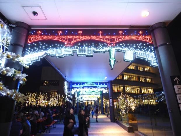 東京スカイツリー,イルミネーション,押上,スカイアリーナ,クリスマス,夜景,ホテルルーム
