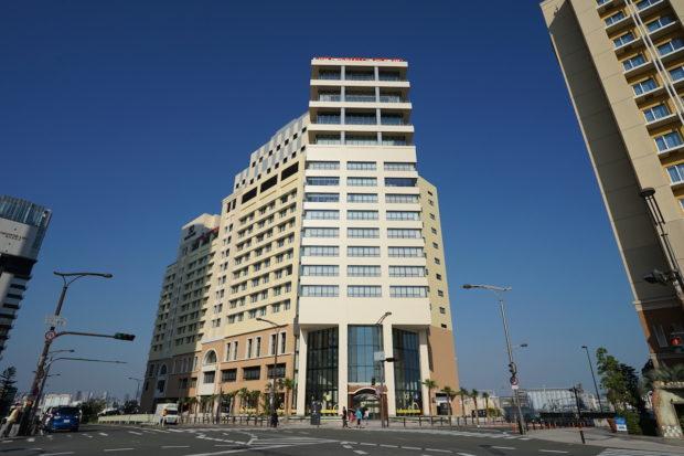 ユニバーサルスタジオジャパン(TM)7つめのオフィシャルホテル。