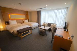 ヴィラ三条室町・京都の客室