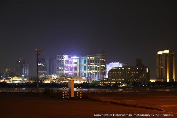品川埠頭からの夜景